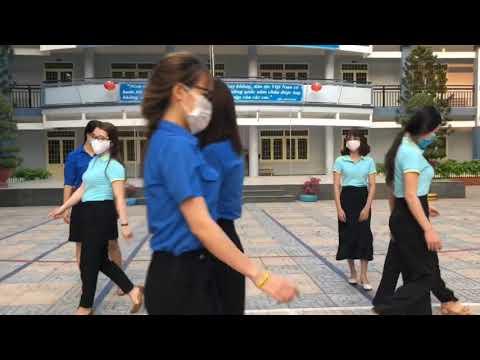 Ghen cô vy - Cover dance by Giáo viên Trường tiểu học Phước Thắng