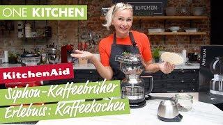 KitchenAid Siphon-Kaffeebrüher - Erlebnis Kaffeekochen   by One Kitchen