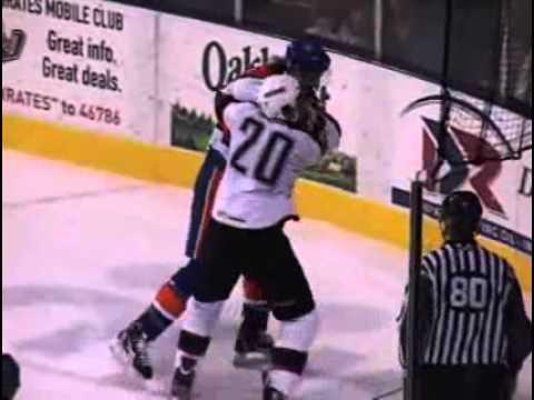 Nathan Oystrick vs. Benn Olson