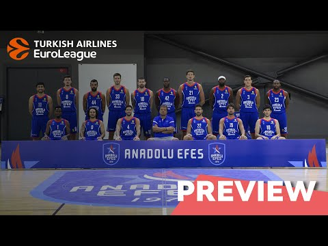 Champs from Efes aim for a repeat: Season Preview