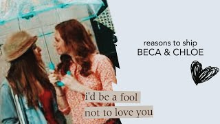 43 Reasons to ship Bechloe   #PitchPerfect
