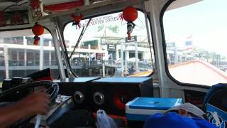 2015-06-09 On the ferry, Bangkok