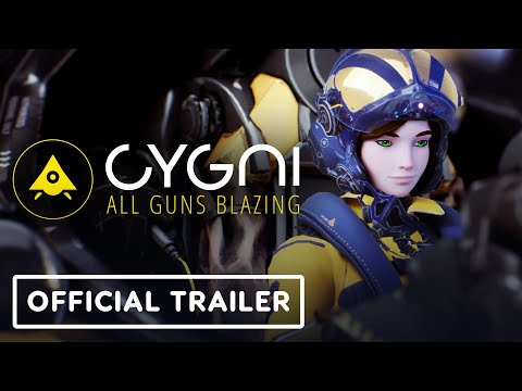 Cygni: All Guns Blazing Is An Upcoming Shmup For The PC That Looks Very Sharp