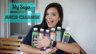MY 3-DAY SUJA JUICE CLEANSING EXPERIENCE | LEANN