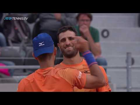 Dramatic Moments in Cabal/Farah vs Bryans Epic! | Rome 2019