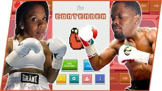 ME AND MY WIFE FINALLY THROW HANDS!  - The Contenders Gameplay | Mobile Series Ep.33