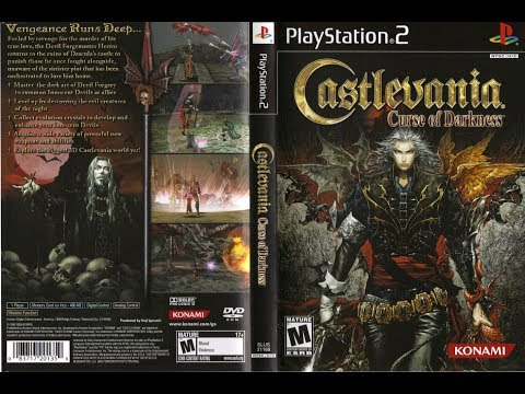 Castlevania Curse of Darkness - PS2 Gameplay UHD 4k 2160p (PCSX2