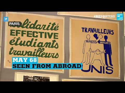 Reporters: May 68 seen from abroad