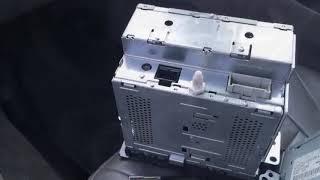 Unlocking a Chevy trailerblazer head unit radio ( Bose head unit )