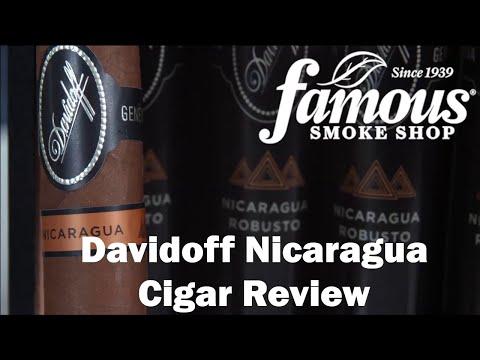 Davidoff Nicaragua video