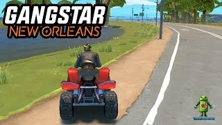 GANGSTAR NEW ORLEANS - MY WEAPONS & VEHICLES (CARS, BIKES, BOAT)