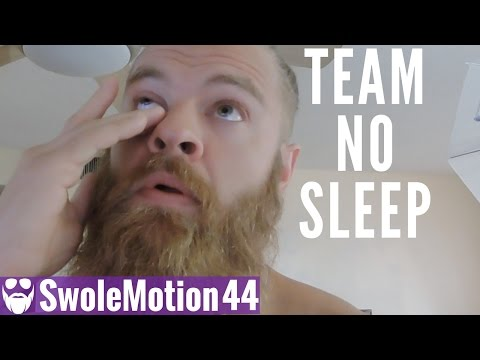 HOW LONG CAN A PERSON GO WITHOUT SLEEP? | SwoleMotion 044