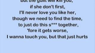 Amy Winehouse - Just Friends (lyric)