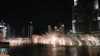 Global Travel - Mãn nhãn với màn trình diễn nhạc nước ở Dubai