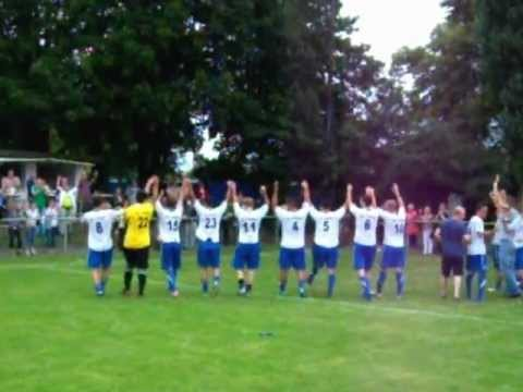 Jubel Sieger SC Staaken 2012