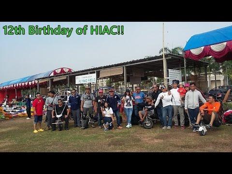 Celebrating 12th anniversary of HIAC @ Kota Harapan Indah