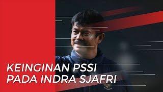 PSSI Minta Indra Sjafri Fokus terhadap Jabatan Barunya