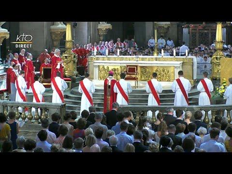 Ordinations sacerdotales à Saint-Sulpice le 29 juin 2019