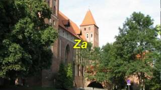 preview picture of video 'Kwidzyn Zamek'