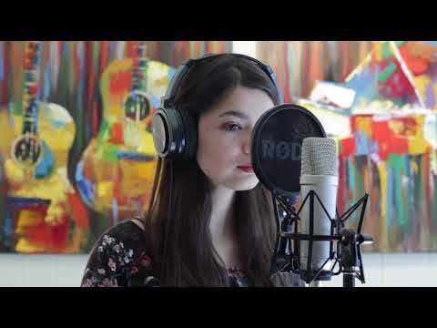 Stone Cold by Demi Lovato - (cover by  Nikki Hahn)