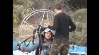 preview picture of video 'Ivan e Miky decollano da marina'