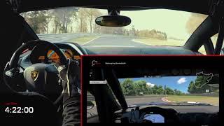 GT Sport V.S real life in Nürburgring