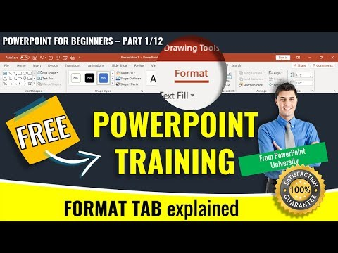 Free PowerPoint Training - Part 1/12 - YouTube