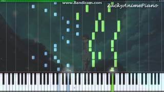 Shigatsu wa Kimi no Uso ED2 - Orange (Full Version) (Synthesia) (Piano by ZackyAnimePiano)