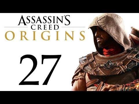 Assassin's Creed: Истоки - Встреча с Тахаркой [#27] побочки + сюжет   PC