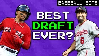 Why the 2011 Draft Was MLB's Finest | Baseball Bits
