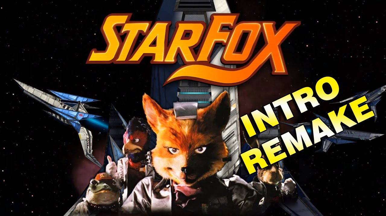 What The Original Star Fox, Mega Man, Mother And Gradius Would Look Like In HD
