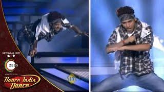 Raghav MIND BLOWING Solo Performance Dance India Dance Season 3