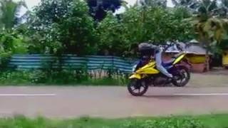 Indian Bike Jumping, Thrashing Guaranteed