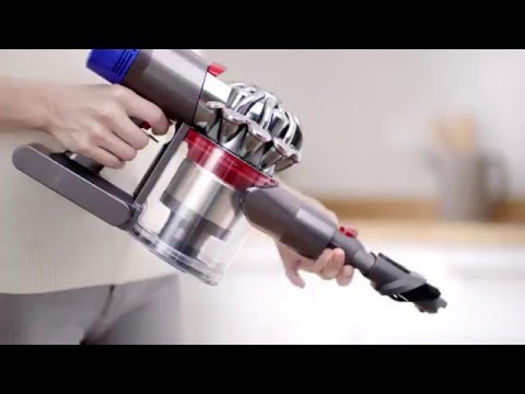 dyson v8 absolute video - Dyson Absolute