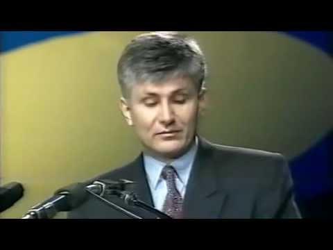 Govor dr Zorana Đinđića na Skupštini Demokratske stranke