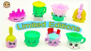 All CUTEtensils Season 6 Chef Club Shopkins Limited Edition Complete Set of 8 - Cookieswirlc
