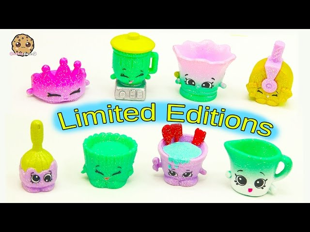 Related Song Shopkins Season 6 Limited Edition All Cutetensils Chef