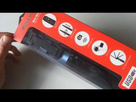 BlitzWolf® BW-BS1 Ultimate 4 Button Bluetooth Extendable Selfie Stick Monopod from Banggood