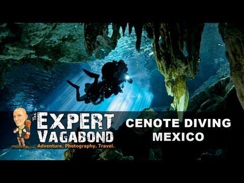 Dos Ojos Cenote: Scuba Diving