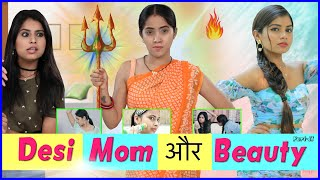 Desi Mom & Beauty - Episode 2 | Life Saving Hacks | Anaysa  IMAGES, GIF, ANIMATED GIF, WALLPAPER, STICKER FOR WHATSAPP & FACEBOOK