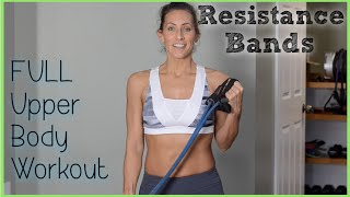 Full Upper Body Workout ~ Day 2 by Catherine St-Pierre