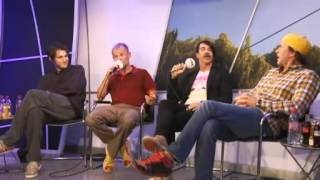 Red Hot Chili Peppers Fan Interview Einslive 2011 German