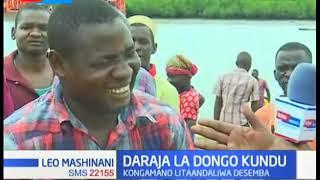 Daraja la Dongo Kundu litaunganisha Mombasa na Kwale