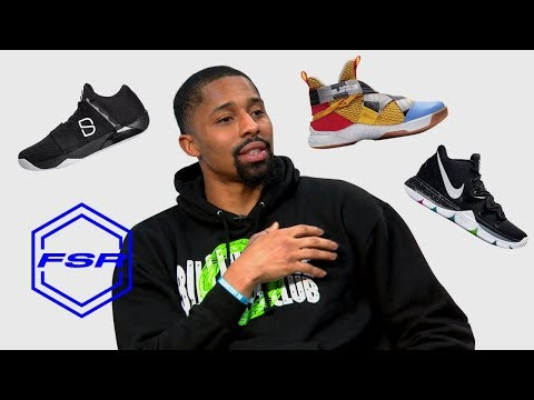 NBA Player Spencer Dinwiddie Says a Nike Deal Isn't Worth the Money | Full Size Run