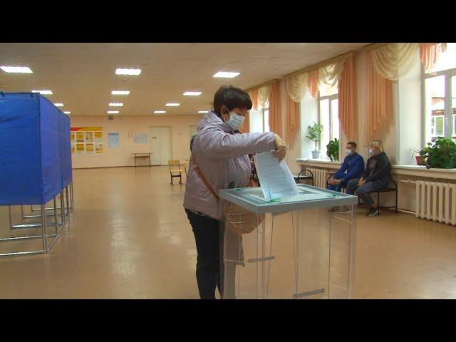В Иркутской области открылись избирательные участки