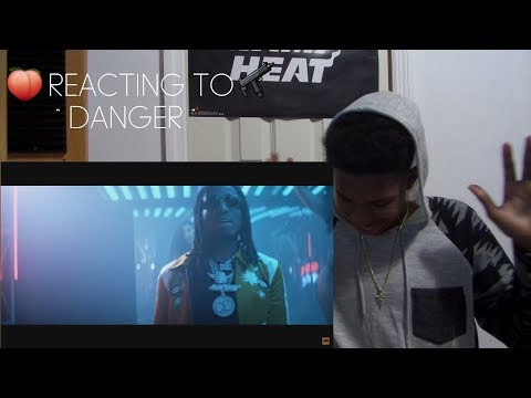 REACTING TO Migos & Marshmello - Danger (from Bright: The Album) [Music Video]