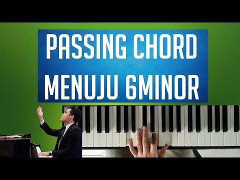 Passing chord menuju 6minor (CARA BARU GUYS!!!) makin gospel nih!