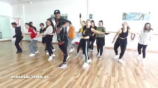 DMW, Davido & Zlatan   Bum Bum Afro Workshop Italy Street Dance  Festival 2019