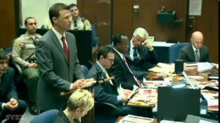 Conrad Murray Trial   Day 8, Part 2