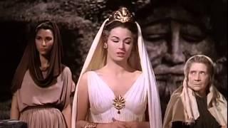 Странствия Одиссея Приключения Одиссея  Фильм Италия 1954год Одиссей убивает женихов